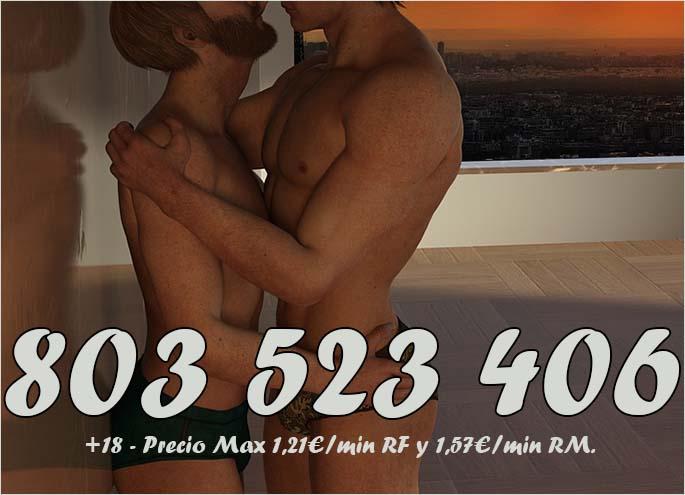 jovencitos gays por teléfono